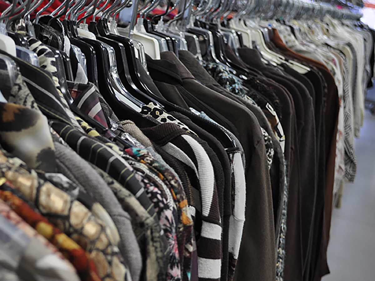 Find out what's on sale this week at our Thrift Stores